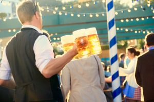 munich oktoberfest beer party
