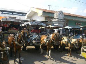 Cidomo - Traditional Lombok Horse cart