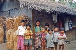 Sasak Kids of Lombok Island