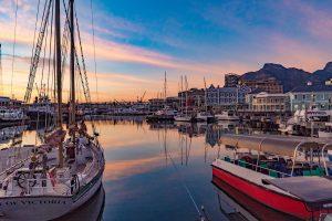 Capetown South Africa Pier Capetown  - Tedd / Pixabay